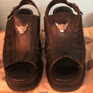 Harley Davidson shoes